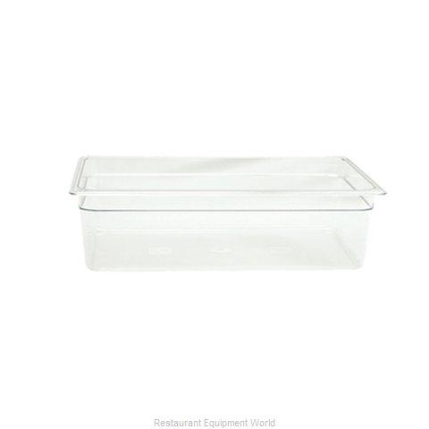 Thunder Group PLPA8006 Food Pan, Plastic