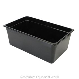 Thunder Group PLPA8008BK Food Pan, Plastic
