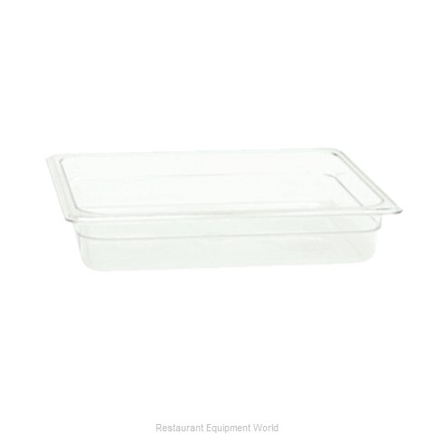 Thunder Group PLPA8122 Food Pan, Plastic