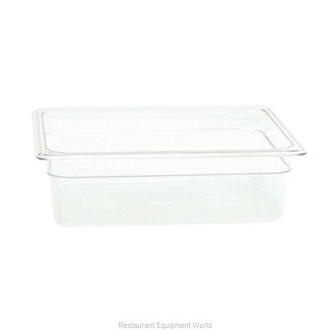 Thunder Group PLPA8124 Food Pan, Plastic