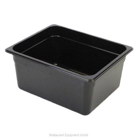 Thunder Group PLPA8126BK Food Pan, Plastic