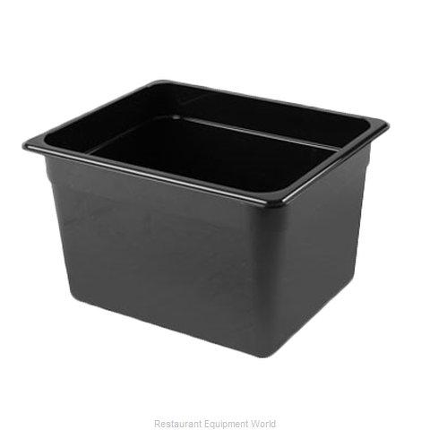 Thunder Group PLPA8128BK Food Pan, Plastic