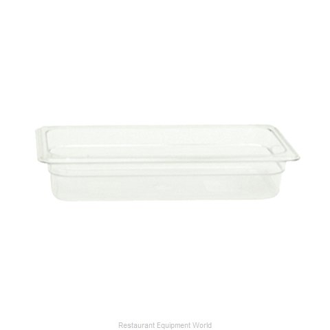 Thunder Group PLPA8132 Food Pan, Plastic