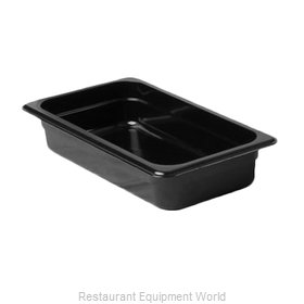 Thunder Group PLPA8132BK Food Pan, Plastic