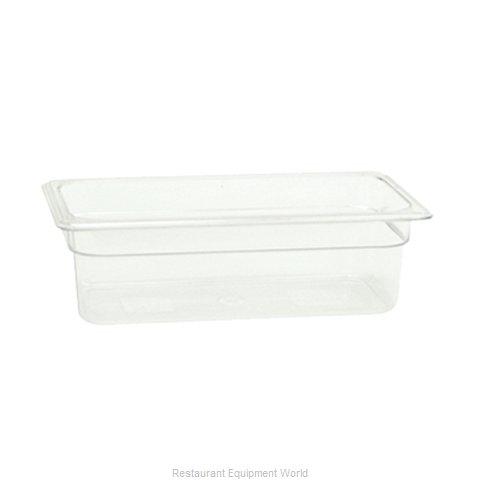 Thunder Group PLPA8134 Food Pan, Plastic