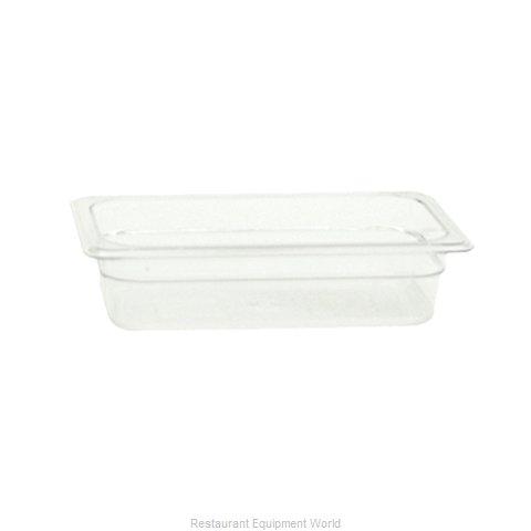 Thunder Group PLPA8142 Food Pan, Plastic