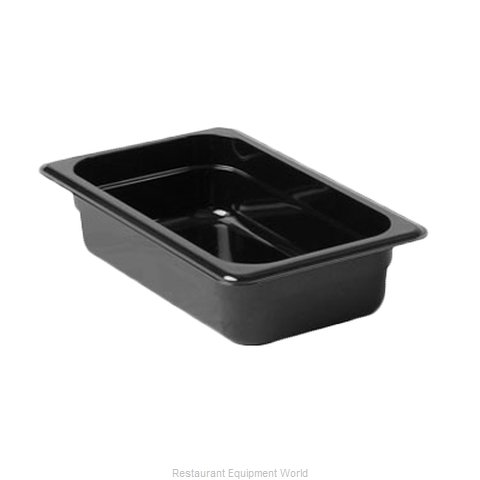 Thunder Group PLPA8142BK Food Pan, Plastic