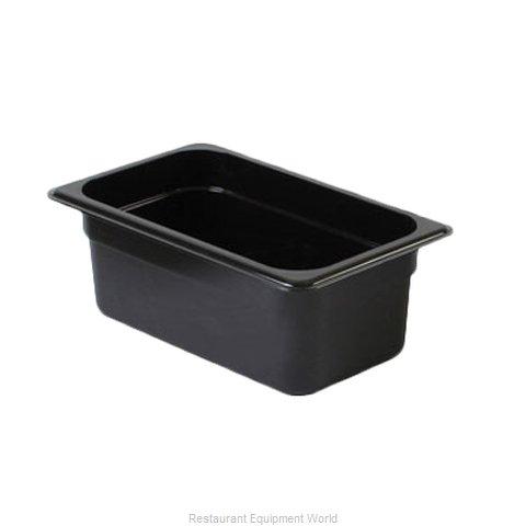 Thunder Group PLPA8144BK Food Pan, Plastic
