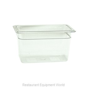 Thunder Group PLPA8146 Food Pan, Plastic