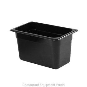 Thunder Group PLPA8146BK Food Pan, Plastic