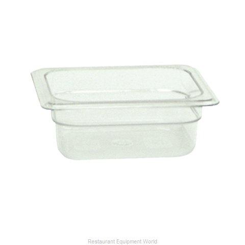 Thunder Group PLPA8162 Food Pan, Plastic
