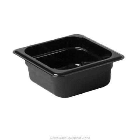 Thunder Group PLPA8162BK Food Pan, Plastic