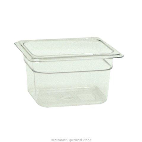 Thunder Group PLPA8164 Food Pan, Plastic
