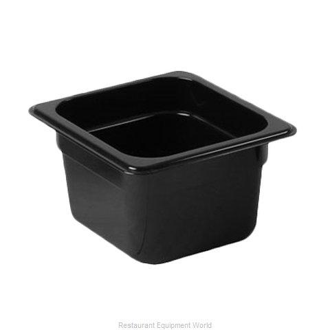 Thunder Group PLPA8164BK Food Pan, Plastic
