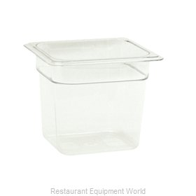 Thunder Group PLPA8166 Food Pan, Plastic
