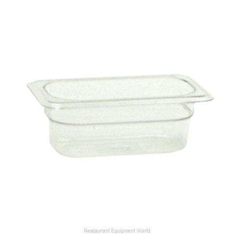 Thunder Group PLPA8192 Food Pan, Plastic