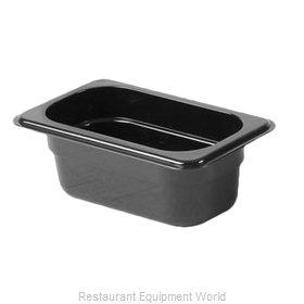 Thunder Group PLPA8192BK Food Pan, Plastic