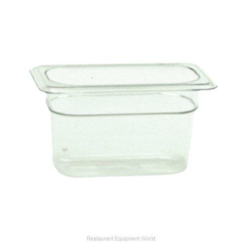 Thunder Group PLPA8194 Food Pan, Plastic