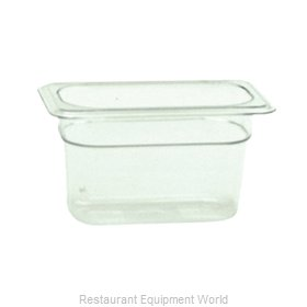 Thunder Group PLPA8194 Food Pan, Plastic