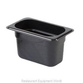 Thunder Group PLPA8194BK Food Pan, Plastic