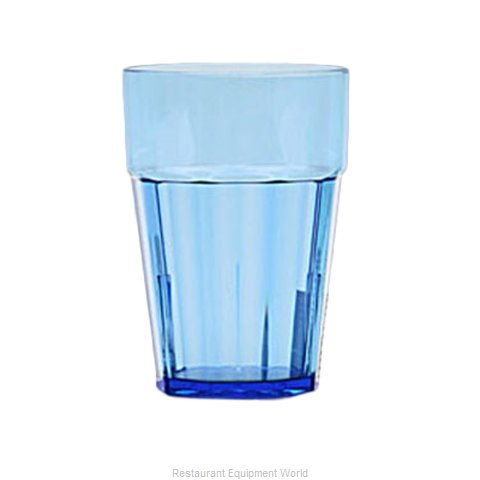 Thunder Group PLPCTB124BL Tumbler, Plastic (Magnified)
