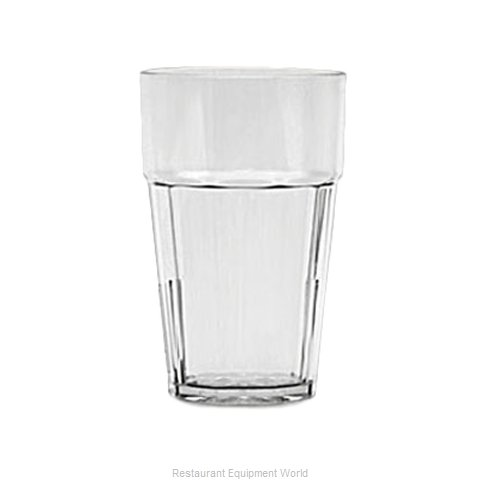 Thunder Group PLPCTB124CL Tumbler Plastic (Magnified)