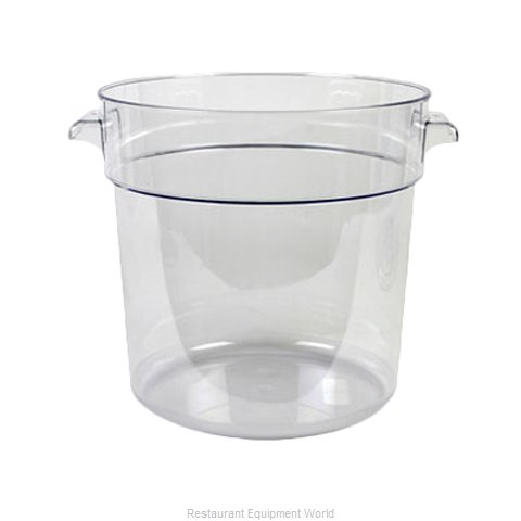 Thunder Group PLRFT018PC Food Storage Container Round