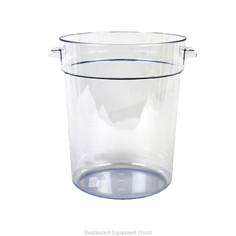 Thunder Group PLRFT022PC Food Storage Container Round
