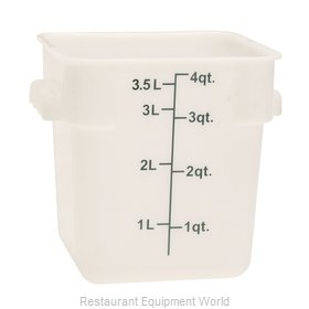 Thunder Group PLSFT004PP Food Storage Container, Square