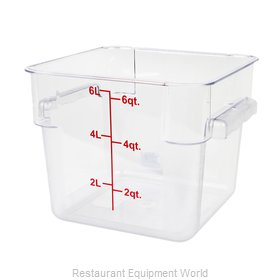Thunder Group PLSFT006PC Food Storage Container, Square