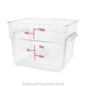 Thunder Group PLSFT012PC Food Storage Container, Square