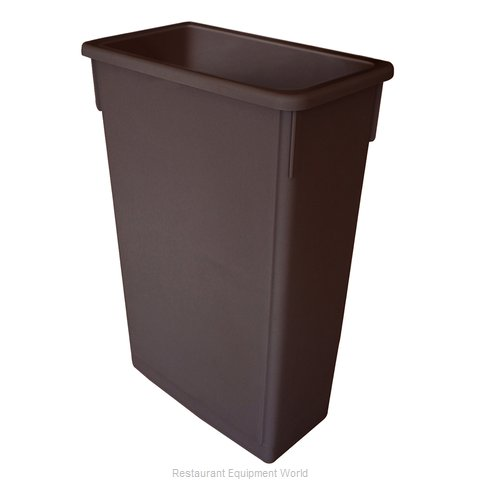 Thunder Group PLTC023B Trash Garbage Waste Container Stationary