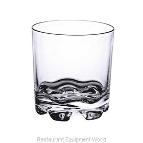 Thunder Group PLTHRG010C Glassware, Plastic