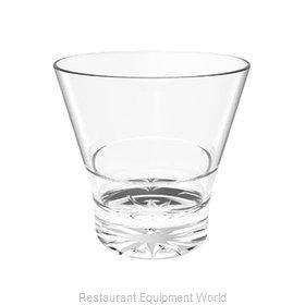 Thunder Group PLTHRG208C Glassware, Plastic