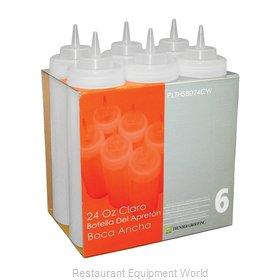 Thunder Group PLTHSB024CW Squeeze Bottle