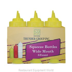 Thunder Group PLTHSB024YW Squeeze Bottle