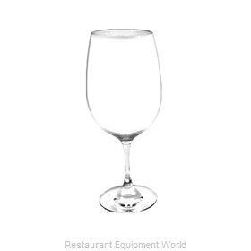 Thunder Group PLTHWG023RC Glassware, Plastic