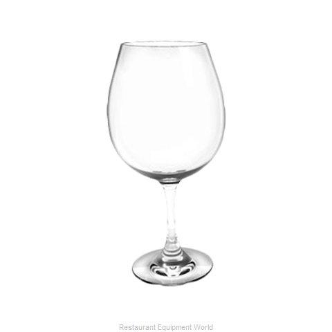 Thunder Group PLTHWG025RC Glassware, Plastic