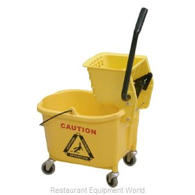 Thunder Group PLWB361 Mop Bucket/Wringer Combination
