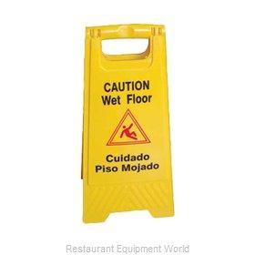 Thunder Group PLWFC024 Sign, Wet Floor