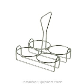Thunder Group SLCJH004 Condiment Caddy, Rack Only