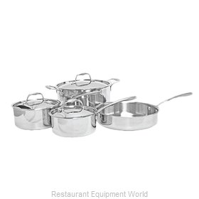 Thunder Group SLCK007 Induction Pot Pan Set