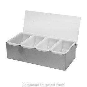 Thunder Group SLCN004 Bar Condiment Server, Countertop