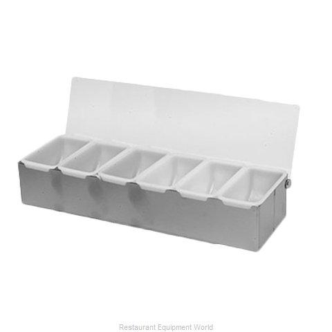 Thunder Group SLCN006 Bar Condiment Server, Countertop