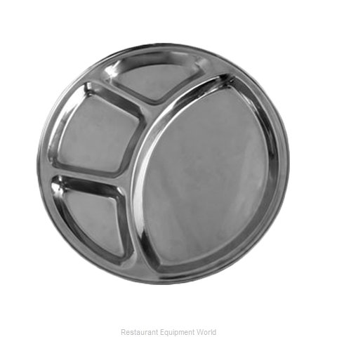 Thunder Group SLCRT004 Tray, Compartment, Metal