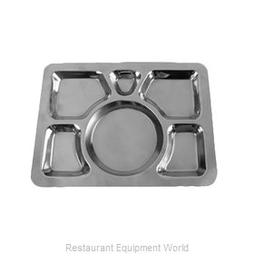 Thunder Group SLCST006 Tray, Compartment, Metal