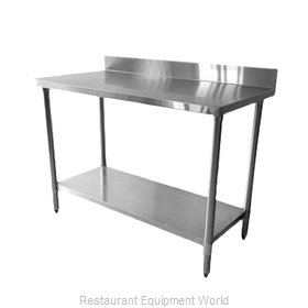 Thunder Group SLWT42448F4 Work Table,  40
