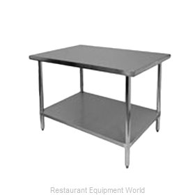 Thunder Group SLWT42472F Work Table,  63