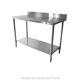 Thunder Group SLWT42484F4 Work Table, 84