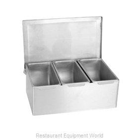Thunder Group SSCD003 Bar Condiment Server, Countertop